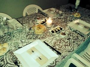 Cena de Amigas