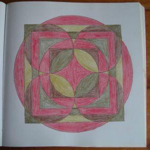 Mandala Sekhmet