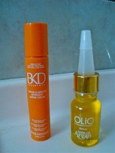 BKD & Olio de Argán