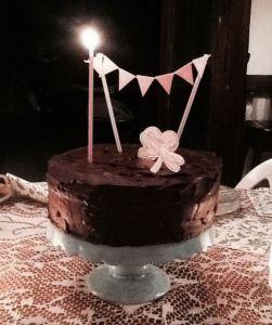 Cumpleaños Marcela