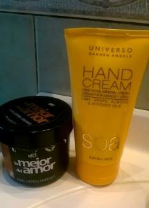 Hand Cream & Lo mejor del amor