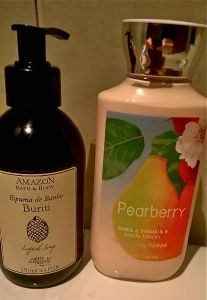 Amazon & Pearberry