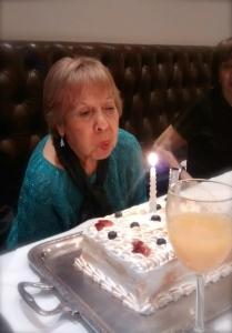 El cumpleaños de mamá