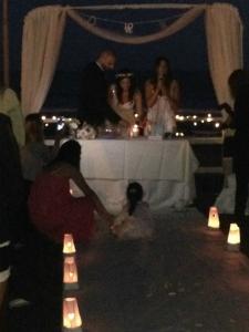 La boda de Lila